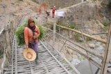 Ganjar pastikan perbaiki jalur evakuasi Merapi