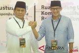 Jatuh sakit, Prabowo harus istirahat