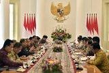 Presiden pimpinan Ratas bahas penyedian rumah TNI/Polri