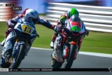 Romano Fenati dipecat karena menyusul insiden Moto2