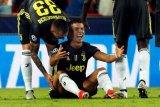 Ronaldo diusir saat Juventus dijamu Valencia