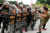 369 personel TNI Polri latihan Sispamkota di Mamuju