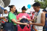 SHARP Indonesia Kampanyekan Bebas Plastik di Jakarta Electric Marathon 2018