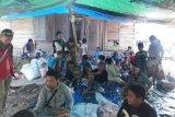 Pengungsi Petobo mulai terserang diare