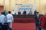 BM Satria Dwi Putra jabat Ketua KONI Pasaman Barat