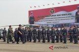 Tingkatkan kewaspadaan, BNPT latih atasi terorisme di Bandara Semarang