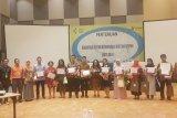 Kaltara Raih Penghargaan SKDR dari Kemenkes RI