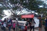 Relawan FTI UMI bantu mesin penjernih air
