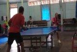 112 atlet tenis meja Barsel ikuti pertandingan Bupati Cup