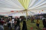 Sate dan nasi goreng jadi favorit di Festival Wonderful Indonesia di India
