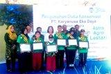 Astra Agro kukuhkan enam pelajar sebagai duta konservasi