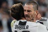 Hattrick Dybala bawa Juventus puncak klasemen Grup H Liga Champions