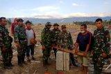 Satuan Tugas Batalion Zeni Tempur-8/SMG bantu pemulihan Palu