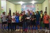 Atlet Porprov dominasi juara tenis meja Bupati Cup