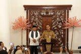 Silaturahmi Perum LKBN Antara Biro NTB dengan Wali Kota Mataram