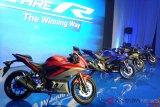 Yamaha R25 diklaim lebih kencang berkat desain aerodinamis baru