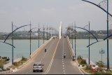 85 persen warga Kepri malas olahraga, Jembatan Dompak dibuka untuk CFD