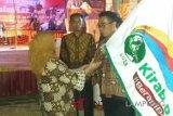 Kirab Pemuda 2018 dilepas ke Kalimantan Barat