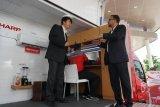 SHARP Indonesia Lakukan Transformasi Mobile Service Station Terbaru