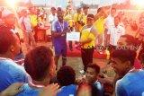 Komik FC berhasil juara Bupati Cup XV Pulpis