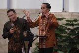 Presiden bertemu pendeta dan rektor perguruan tinggi Kristen