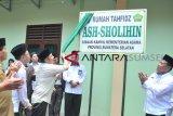 LPRT Sumsel siap realisasikan satu desa satu  rumah tahfidz