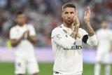 Sergio Ramos puji Harry Kane mampu raih kesuksesan di La Liga
