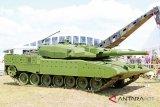 Danrem: Tank Leopard akan ditempatkan di Kupang