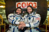 Roket antariksa gagal di udara, awak Rusia-AS selamat