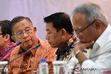 Basuki akui pembangunan infrastruktur belum capai target daya saing