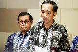Presiden Jokowi sampaikan duka cita kepada keluarga relawan penyelam pencari Lion Air JT 610