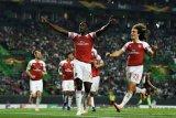 Gol semata wayang Welbeck,  bawa Arsenal kalahkan Sporting 1-0