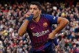Barcelona menang telak 5-1 di El Clasico