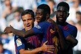 Barcelona siap jual Coutinho dan Dembele demi Neymar