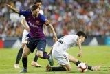 Barcelona seri lawan Valencia, panceklik kemenangan berlanjut