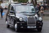 """Taksi listrik London """"Black Cab"""" beroperasi di Paris"""