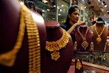 China konsumen emas terbesar dunia enam tahun berturut-turut