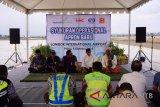 Bandara Lombok operasikan apron baru jelang pertemuan IMF-Bank Dunia