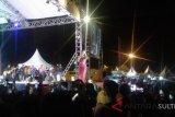 Jenita Janet hibur pembukaan Baubau Expo 2018
