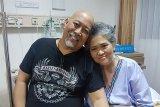 Indro Warkop ingat mendiang istri saat nonton 'Asal Kau Bahagia'