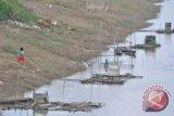Desa di OKU bebas BAB di sungai