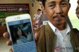 Posko korban Lion air di Palembang sepi