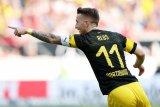 Dortmund masih kuasai puncak klasemen setelah pecundangi Stuttgart