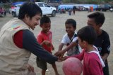 Anak korban tsunami Lampung Selatan jalani terapi psikososial