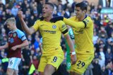 Chelsea menang telak di markas Burnley