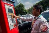 Perusda Parkir-PT KTI tandatangani PKS parkir elektronik