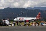 Bandara Palu kembali bisa didarati pesawat Jet
