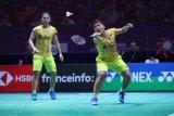 Greysia/Apriyani tantang Matsumoto/Nagahara pada semifinal Prancis
