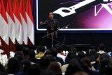 Presiden: tenaga kerja asing di Indonesia kurang dari sepersen