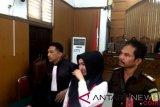 Roro Fitria divonis empat tahun penjara
